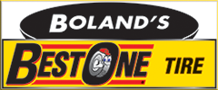 Bolands Best One Tire